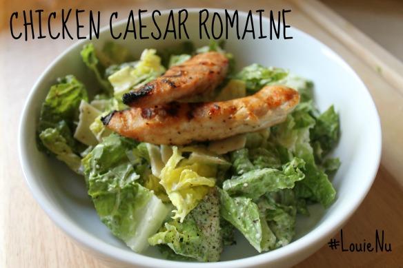 Chicken Caesar Romaine
