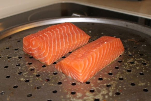 4 Ingredient Salmon
